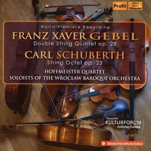 Gebel & Schuberth: Kamermuziek