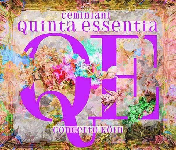 Geminiani: Quinta essentia