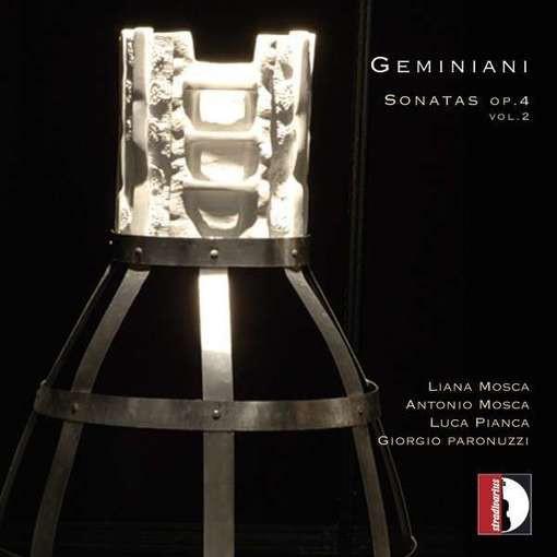 Geminiani: Violin Sonatas Op. IV, Vol. 2