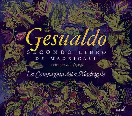 Gesualdo: Secondo Libro di Madrigali a cinque voci (1594)