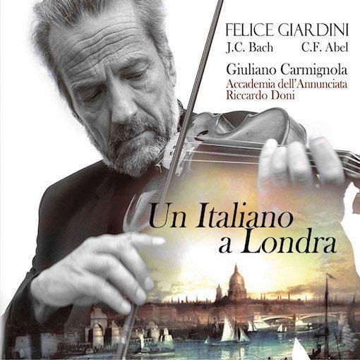 Giardini: Un Italiano a Londra – Six Violin Concertos Op. 15
