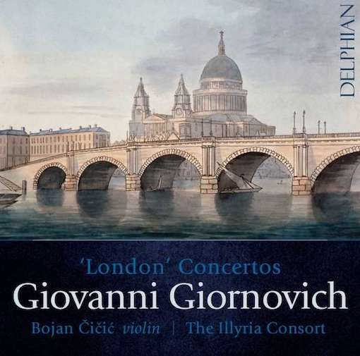 Giornovich:  'London' Concertos