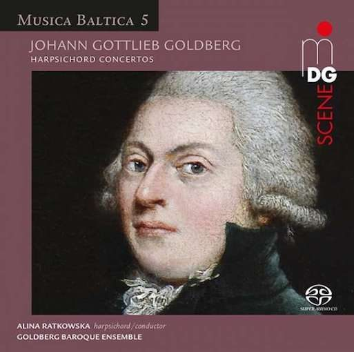 Goldberg: Harpsichord Concertos