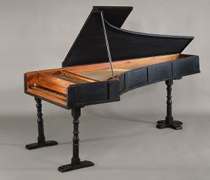 Cristofori fortepiano, 1720 (Metropolitan Museum of Art)