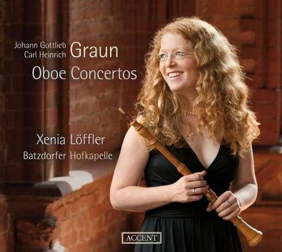 J.G. Graun & C.H. Graun: Oboe Concertos