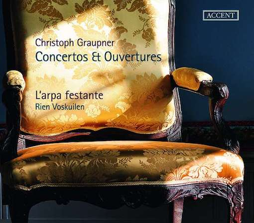 Graupner: Concertos & Ouvertures