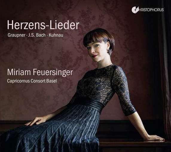 Graupner, J.S. Bach, Kuhnau: Herzens-Lieder