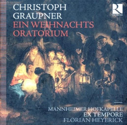 Preludes Gids-cd: Graupners 'Weihnachtsoratorium'