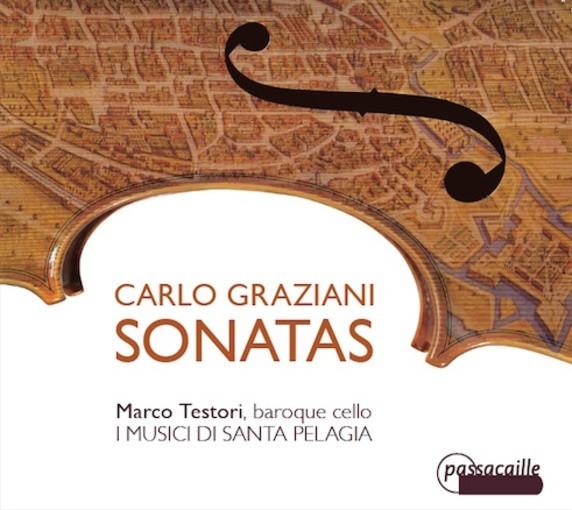 Graziani: Sonate per violoncello
