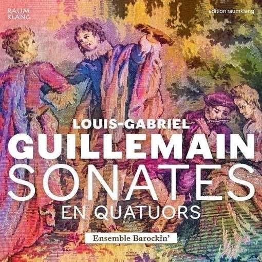 Guillemain: Sonates en Quatuors ou Conversations Galantes et Amusantes
