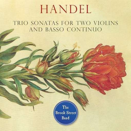 Händel: Trio Sonatas for Two Violins & B.c.