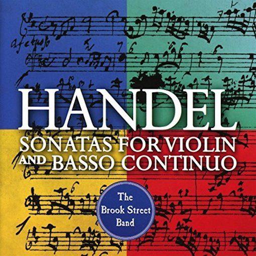 Handel: Sonatas for Violin & Basso Continuo