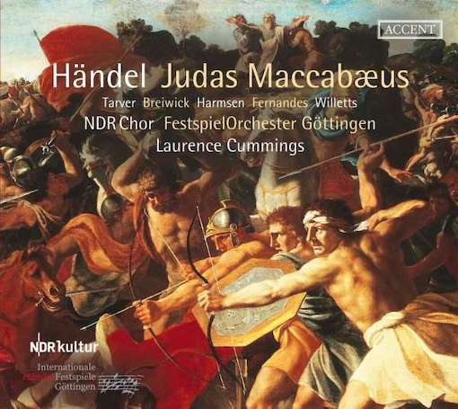 Händel: Judas Maccabæus (Revised version 1747)