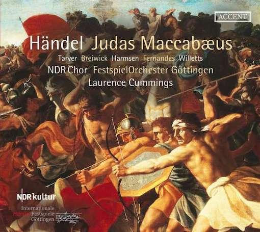 Händel: Judas Maccabæus (Revised version 1747)