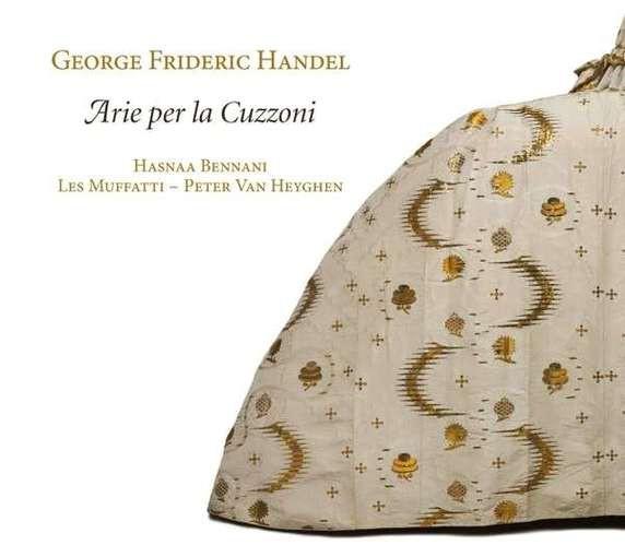 Händel: Arie per la Cuzzoni