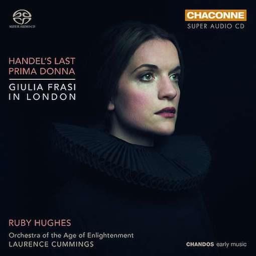 Handel's Last Prima Donna – Giulia Frasi in London