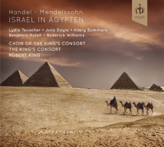 Händel – Mendelssohn: Israel in Ägypten