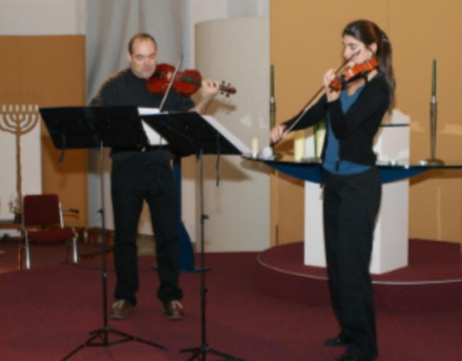 Harmonie Universelle in Paaskerk