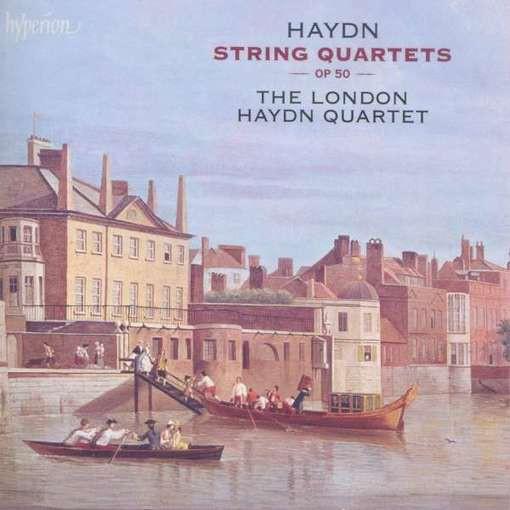 Haydn: String Quartets Opus 50 'Prussian'