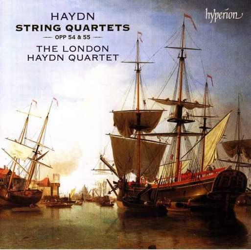 Haydn: String Quartets Op. 54 & 55