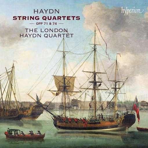 Haydn String Quartets Op. 71 & 74