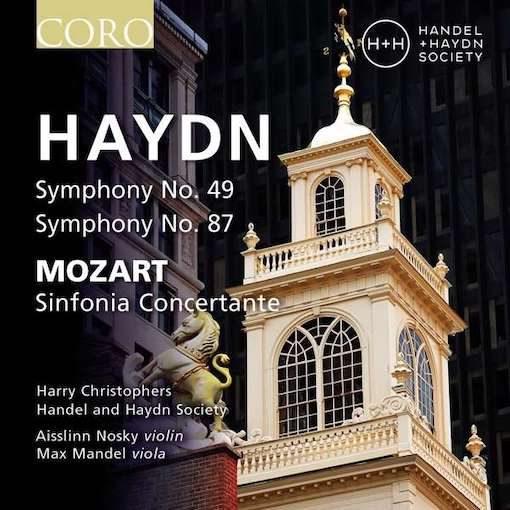 Haydn: London Symphony & Harmoniemesse