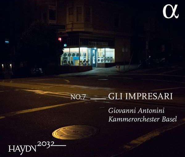 Haydn 2032: No. 7 Gli Impressari