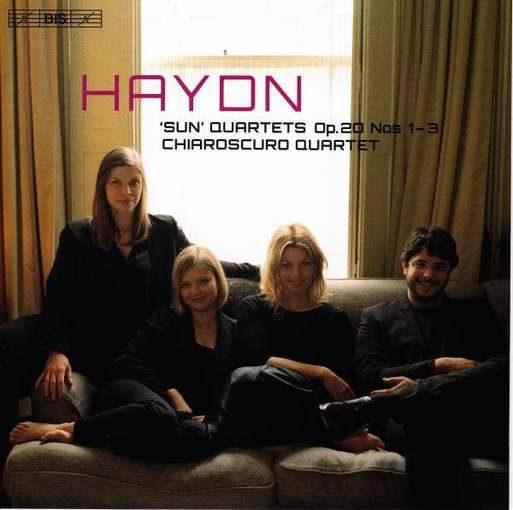 Haydn: 'Sun' Quartets Op. 20 Nos. 1-3