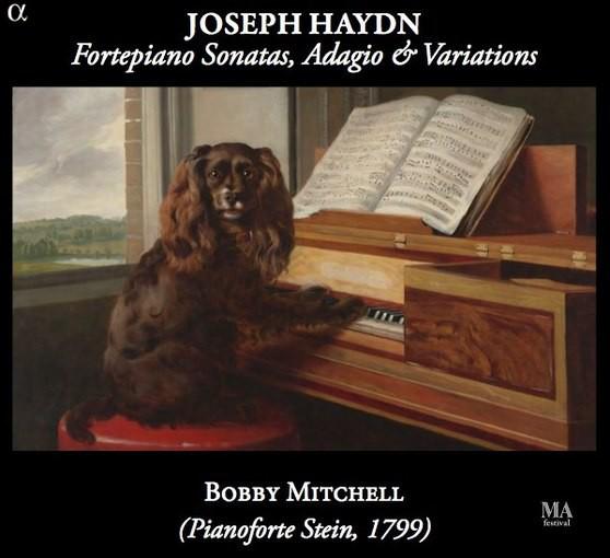 Haydn: Fortepiano Sonatas, Adagio & Variations