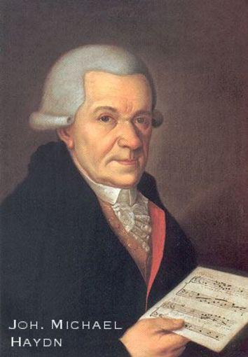 Michael Haydn 1737-1806