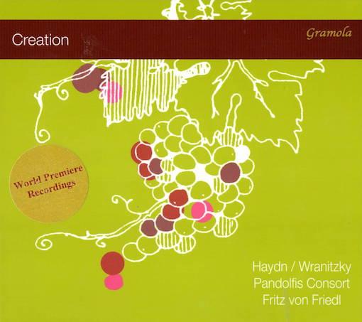 Haydn/Wranistzky: Die Schöpfung