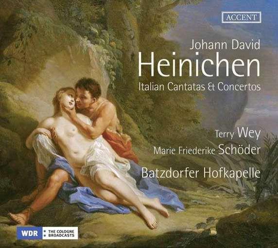 Heinichen: Italian Cantatas & Concertos