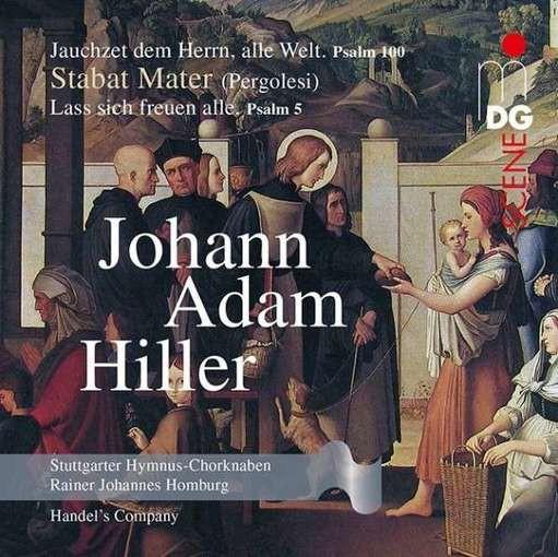 Hiller: Jauchzet dem Herrn, alle Welt