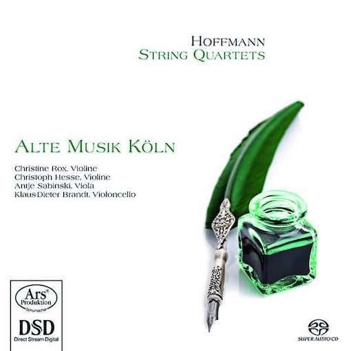Hoffmann: String Quartets
