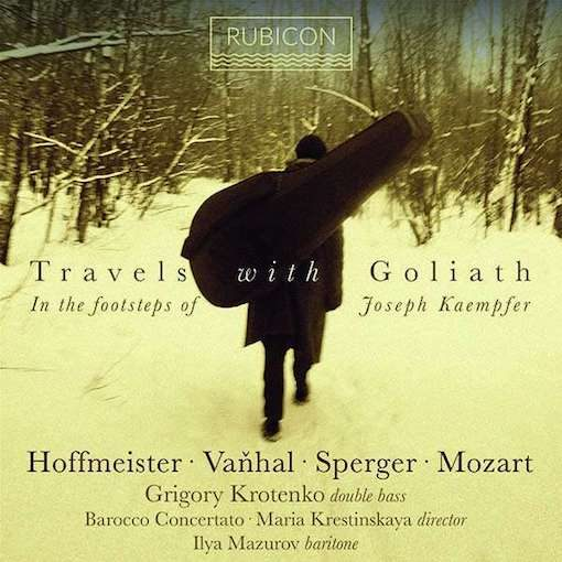 Travels with Goliath – In the Footsteps of Josef Kämpfer