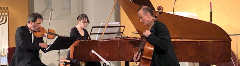 Il Convito met weergaloze Beethoven in Baarnse Paaskerk