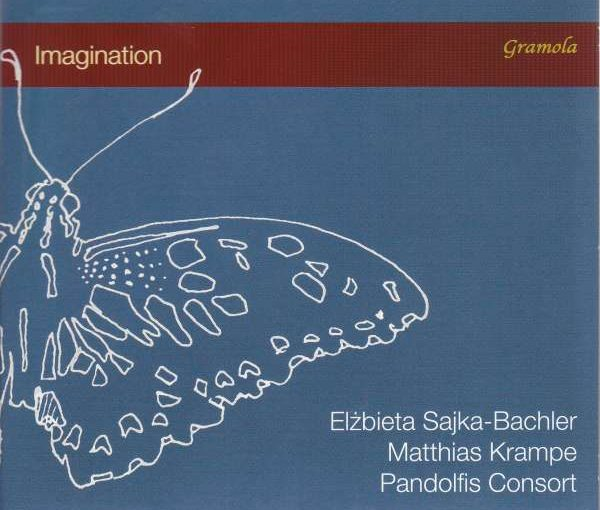 Imagination – Sonatas and Fantasies for Viola and Harpsichord