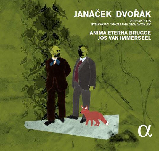 Janáček: Sinfonietta Op. 60 & Dvořák: Symphony No. 9 'From the New World'