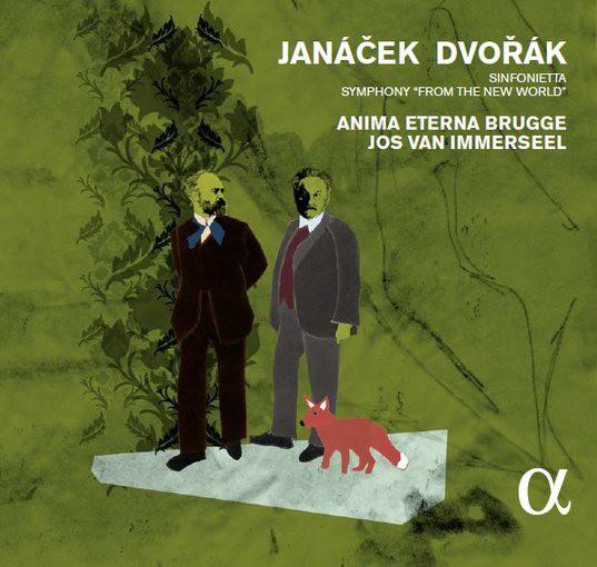 Janáček: Sinfonietta Op. 60 & Dvořák: Symphony No. 9 'From the New World'