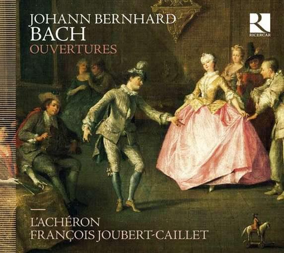 J.B. Bach: Ouvertures