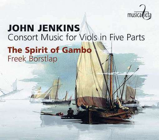 Jenkins: Consort Music for Viols in Five Parts