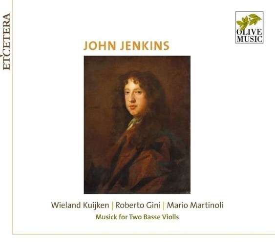 Jenkins: Musick for Two Basse Violls
