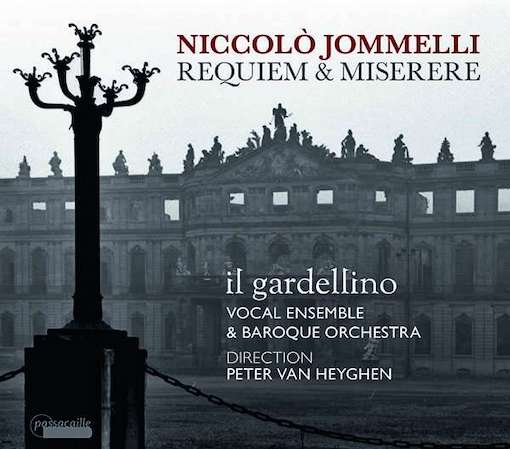 Jommelli: Requiem & Miserere