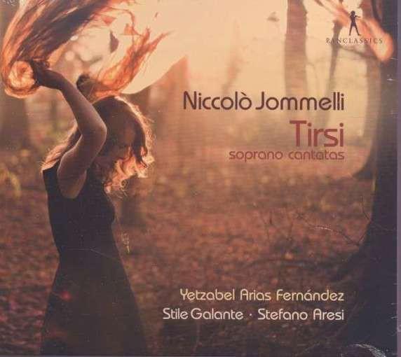 Jommelli: Tirsi – Soprano Cantatas