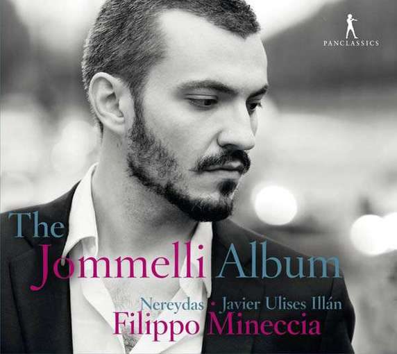 The Jommelli Album – Arias for Alto