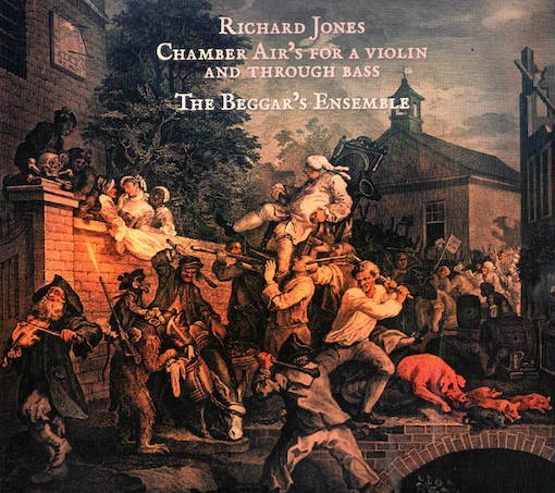 Jones: Chamber Air's