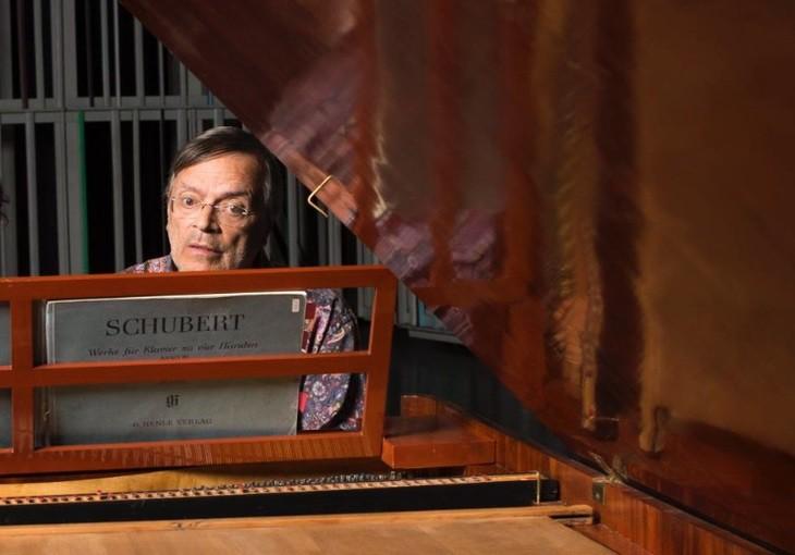 Preludes Gids-cd: 'Schubertiade'