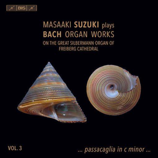 Masaaki Suzuki Bach Organ Works Vol. 3