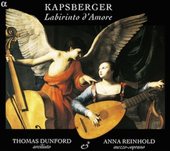 Kapsberger e.a.: Labirinto d'Amore
