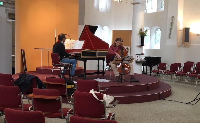 Een prachtige ode aan Händel!